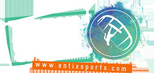 Logo Antix Sports