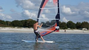 basis cursus windsurfen