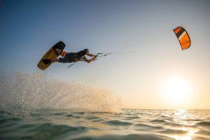 weekcursus kitesurfen