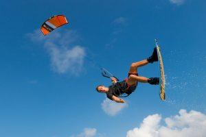 Privat Doppelkurs kitesurfen