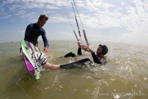 Prive2 cursus kitesurfen Friesland-6