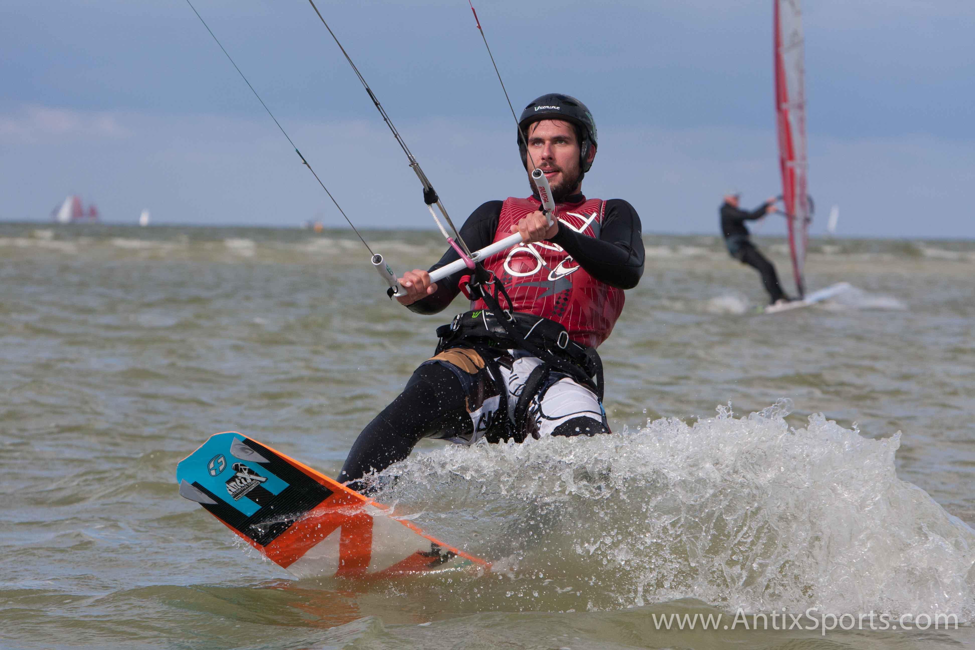 prive cursus kitesurfen