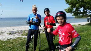 Weekendcursus kitesurfen Friesland