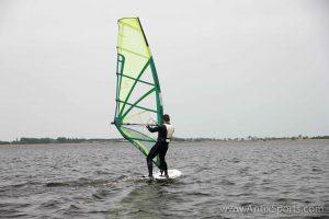 opfris cursus windsurfen