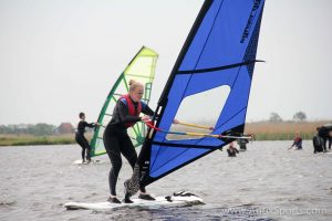 weekend cursus windsurfen