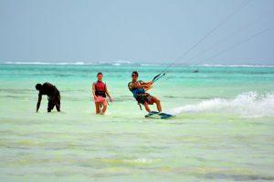 Kitesurfreis Zanzibar